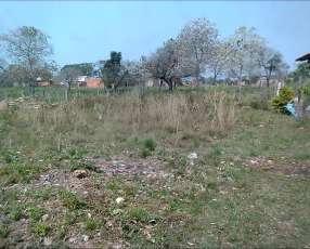 Terrenos en Aregua