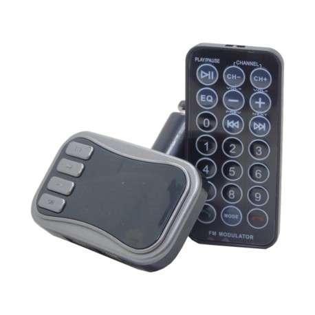 Transmisor fm con bluetooth - 0