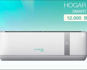 Aire Acondicionado Haustec Smart 12.000 BTU