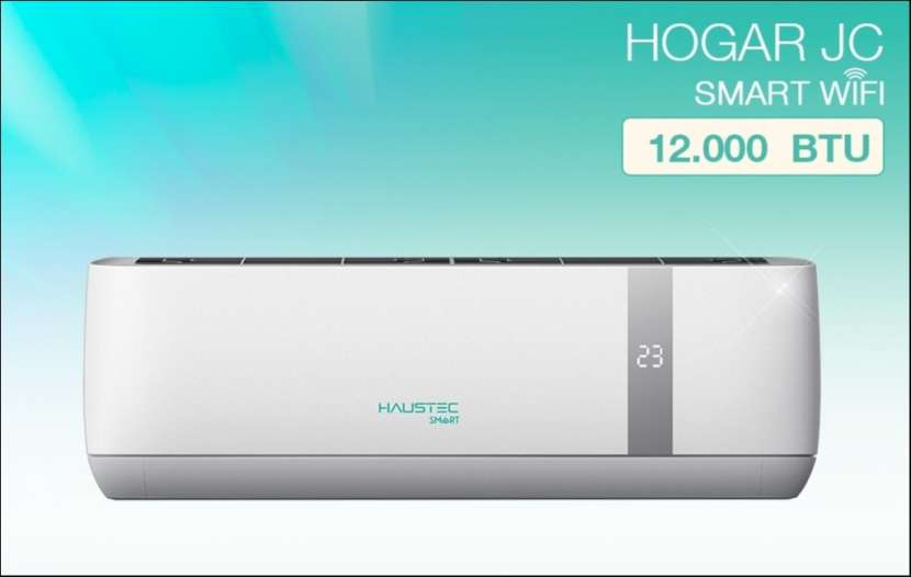 Aire Acondicionado Haustec Smart 12.000 BTU - 0