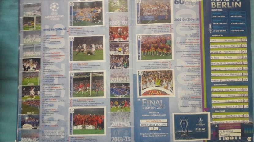 Álbum Panini Champions League 2014/15 completo - 3