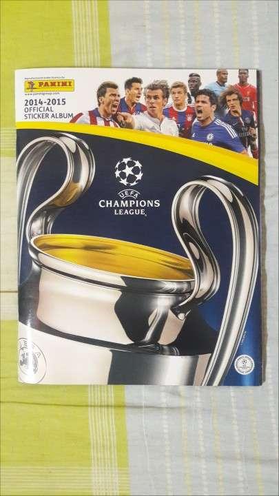 Álbum Panini Champions League 2014/15 completo - 4