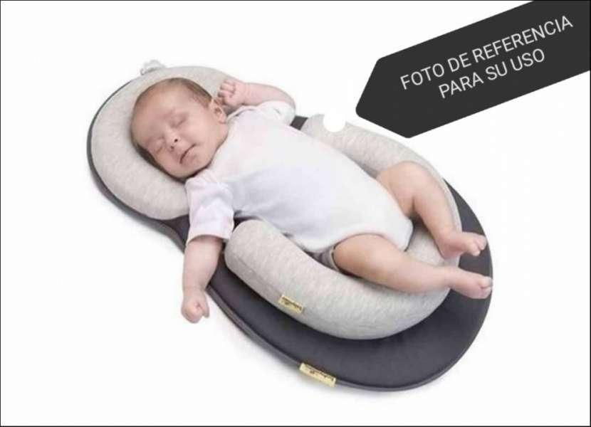 Posicionador de sueño para bebé - 1