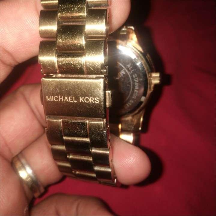 Reloj Michael Kors original - 1