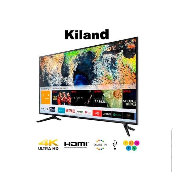 TV Smart Kiland 75 pulgadas 4K - 0