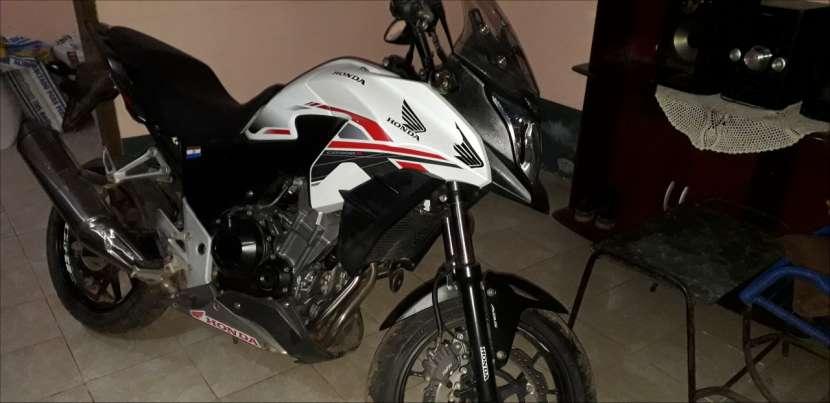 Moto Honda CB500 2017 - 1