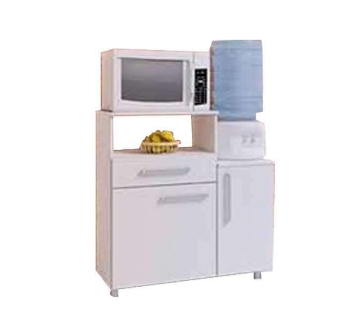 Mueble p/ horno y microondas - 0