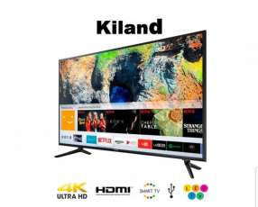 TV Kiland 75 pulgadas Smart 4k