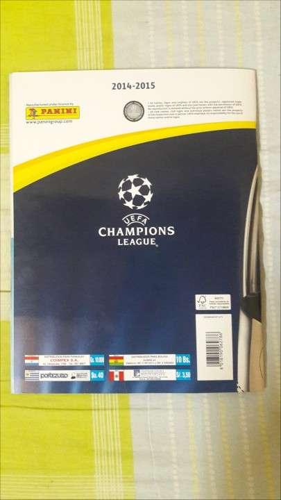 Álbum Panini Champions League 2014/15 completo - 5