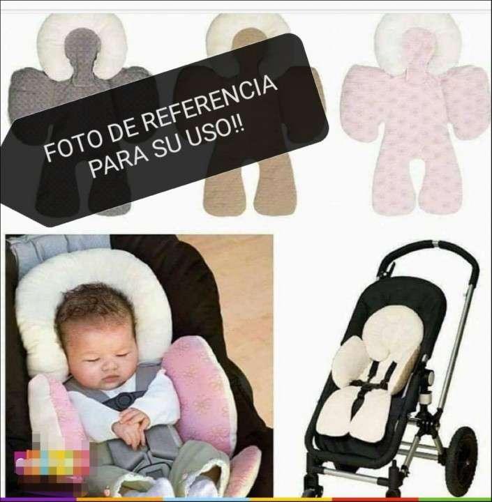 Almohada reductora de bebé para baby seat,car seat y carrito - 2