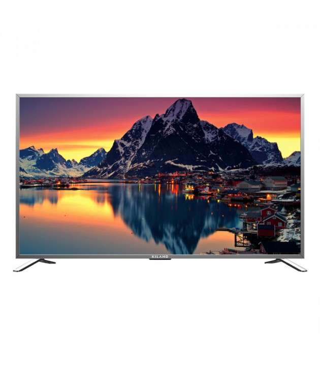 Televisor Kiland Smart 85 pulgadas 4K - 0