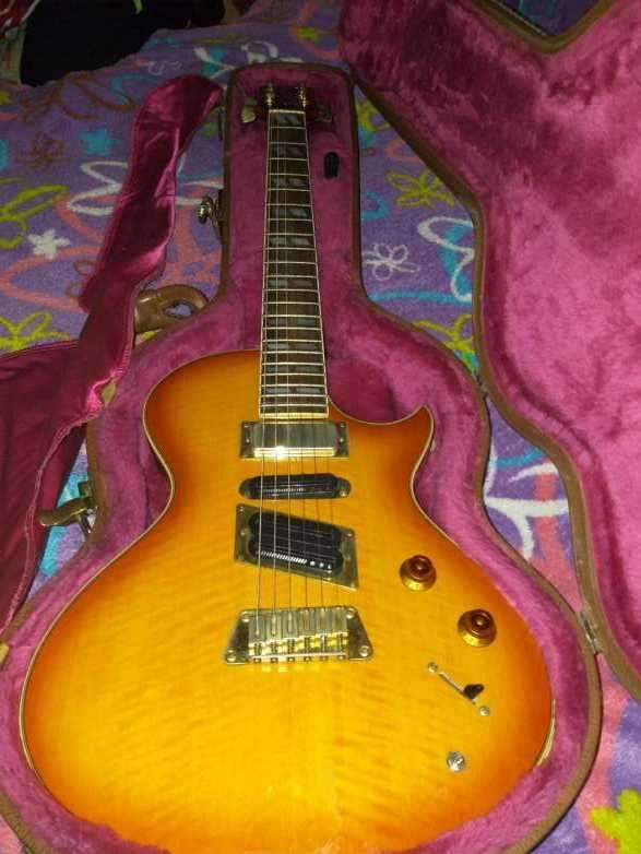 Guitarra Epiphone Gibson original - 0