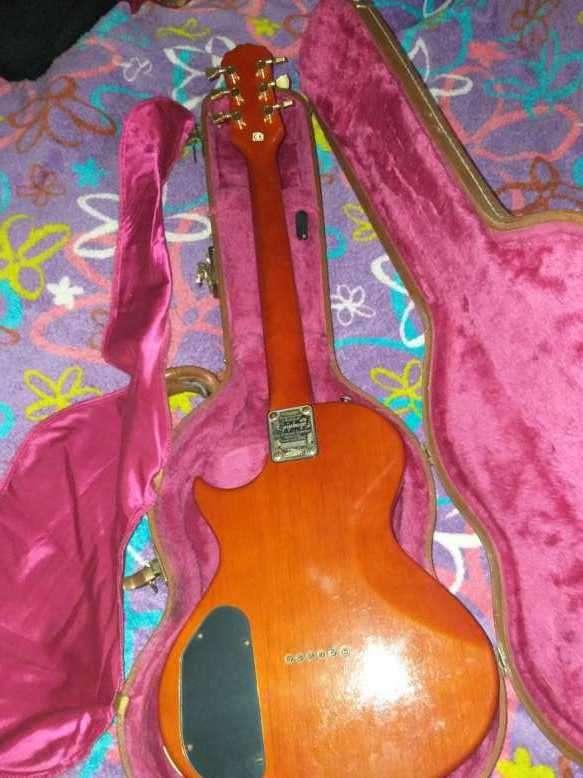 Guitarra Epiphone Gibson original - 4