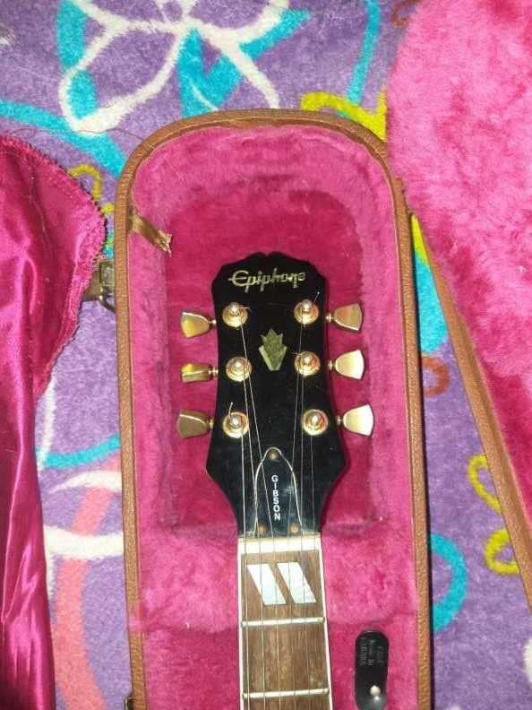 Guitarra Epiphone Gibson original - 5