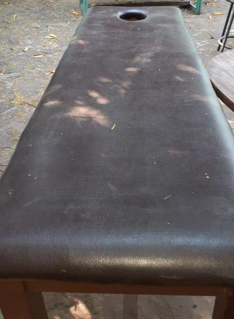 Mesa para masajes - 0
