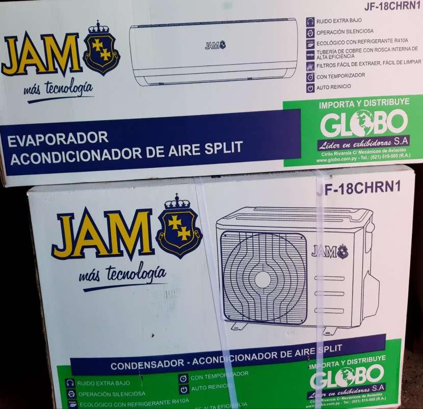Split JAM 18.000 btu - 0