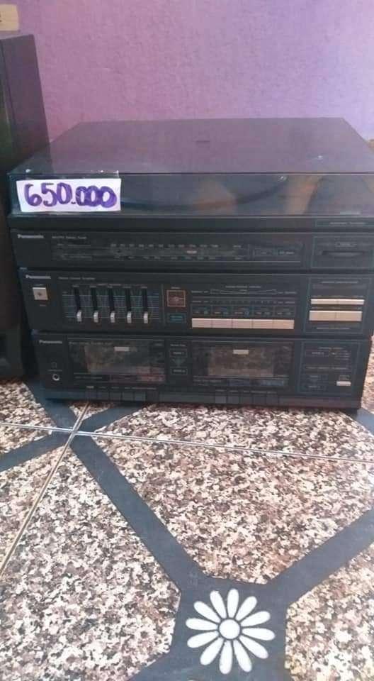 Equipo de sonido Panasonic - 0