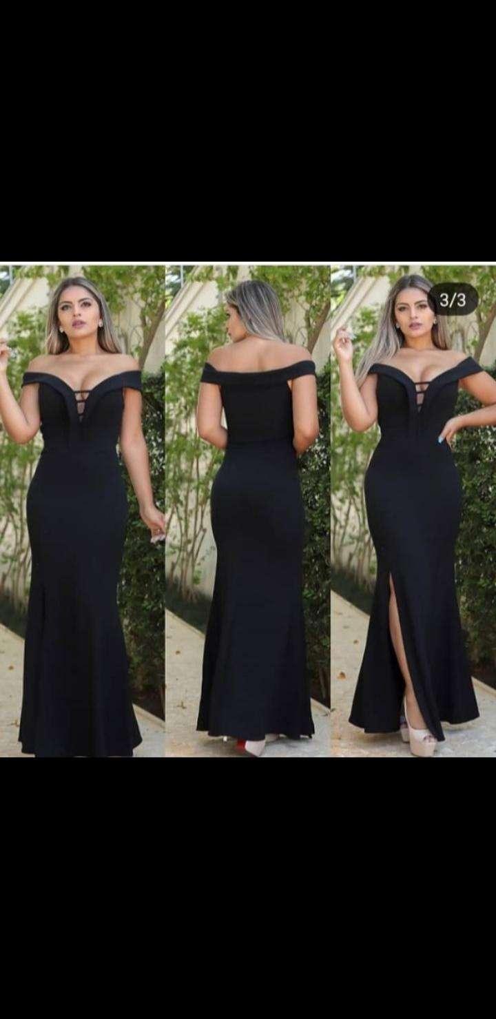 Vestidos brasileros - 1