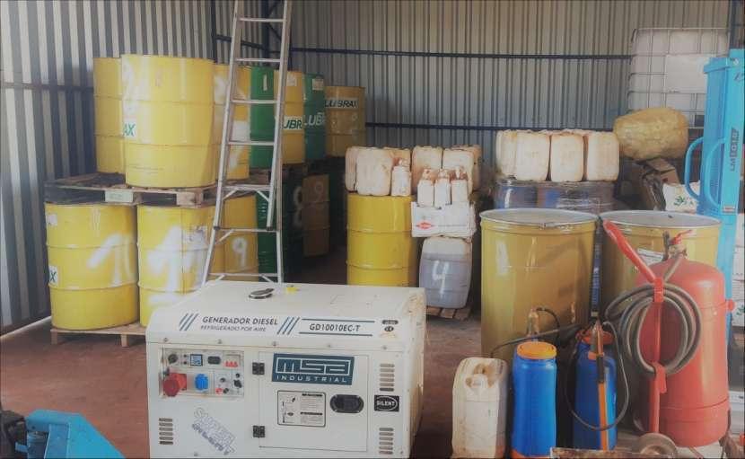 Planta de tratamiento de residuos - 0