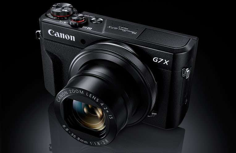 Cámara Canon PowerShot G7 X Mark II - 0