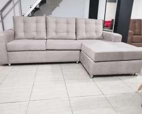 Sofá cheslong elegant