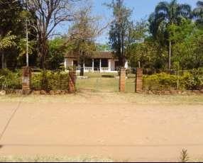 Casa con 6 terrenos en Luque zona Ycua Dure