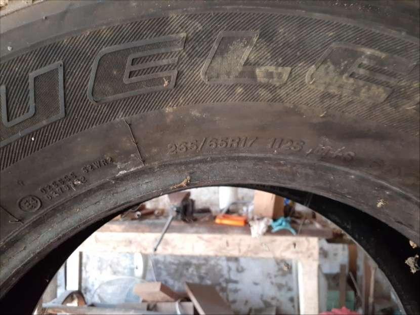 Juego de Cubiertas Bridgestone medidas 265/65/R17 - 3
