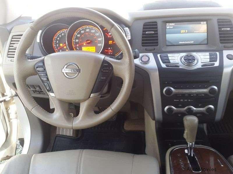 Nissan Murano LE 2009 V6 4x4 - 1