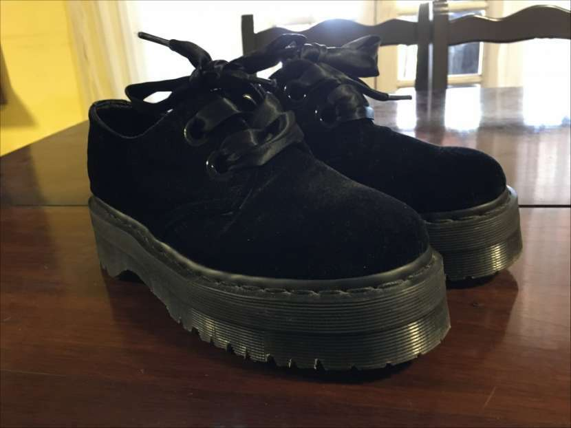 Zapato con plataforma Dr. Martens calce 37 - 4