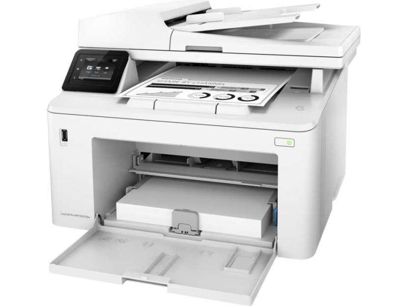Impresora Multifunción HP LaserJet Pro M227 - 0