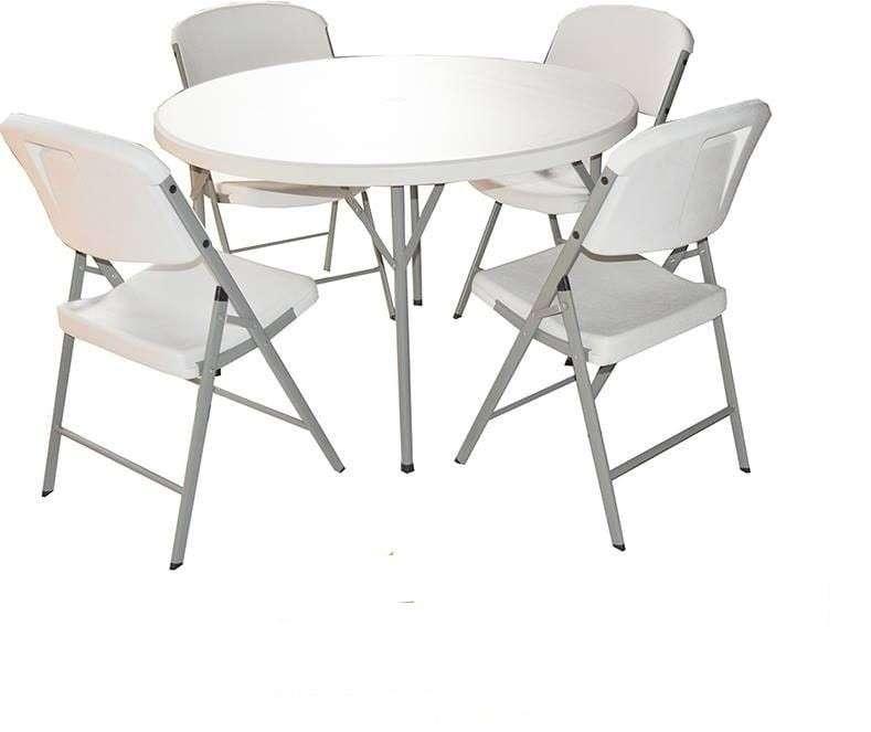 Mesas redondas y cuadradas - 2