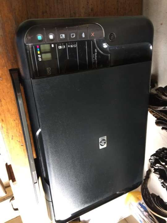 Impresora deskjet hp f4480 (multifuncional) - 0
