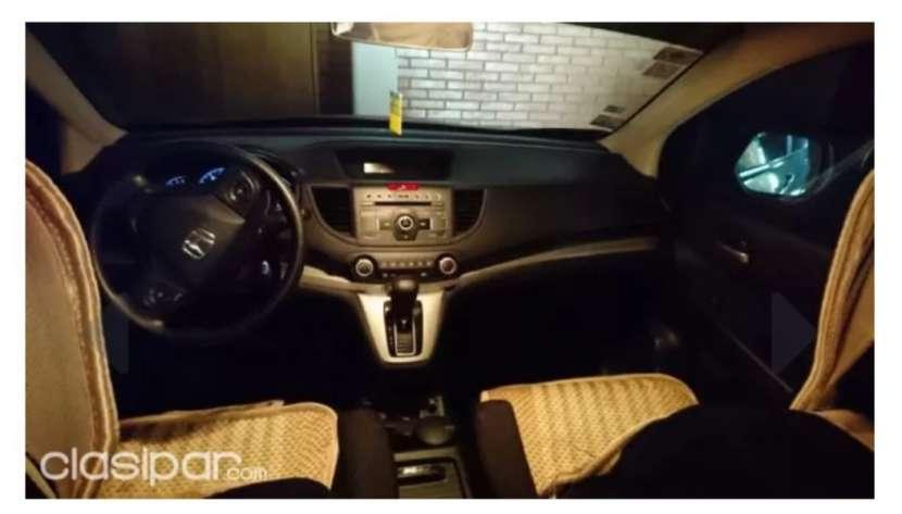 Honda CRV 2013 - 4