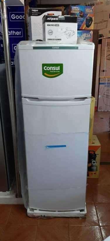 Heladera Consul de 370 litros frío húmedo - 0