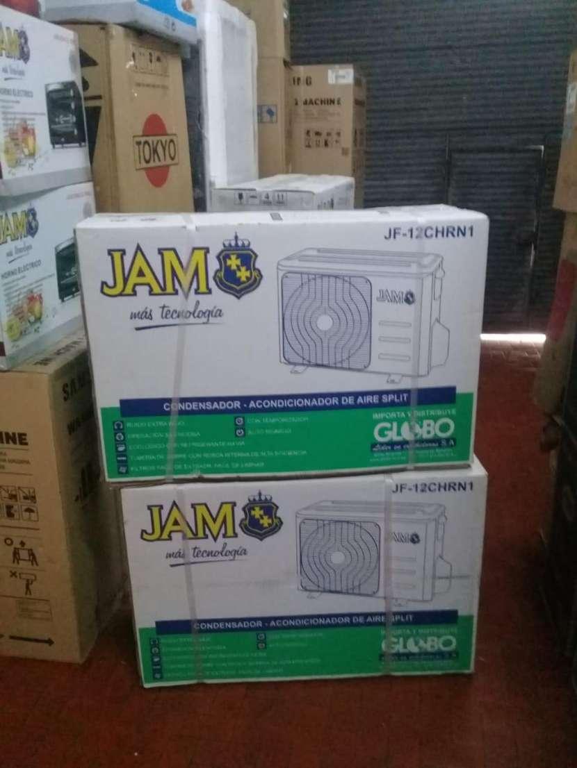 Aire acondicionado JAM 12.000 BTU gas ecológico - 0
