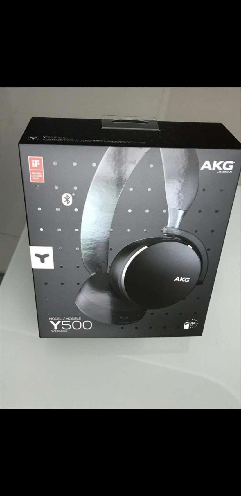 Auricular akg y500 - 0