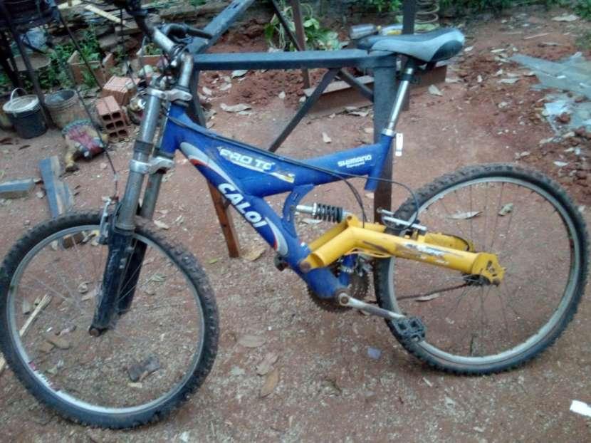 Bicicleta Caloi Pro-Fox - 0