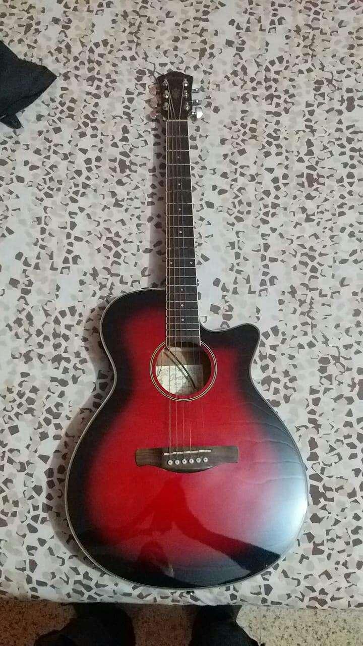 Guitarra ibanez electroacústica - 0
