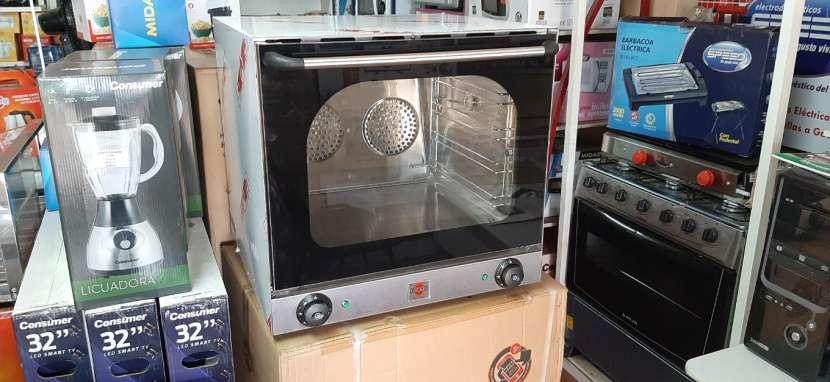 Horno eléctrico convector tokyo industrial - 0