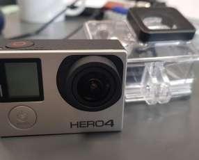 Gopro Hero 4 Silver con carcasa para agua