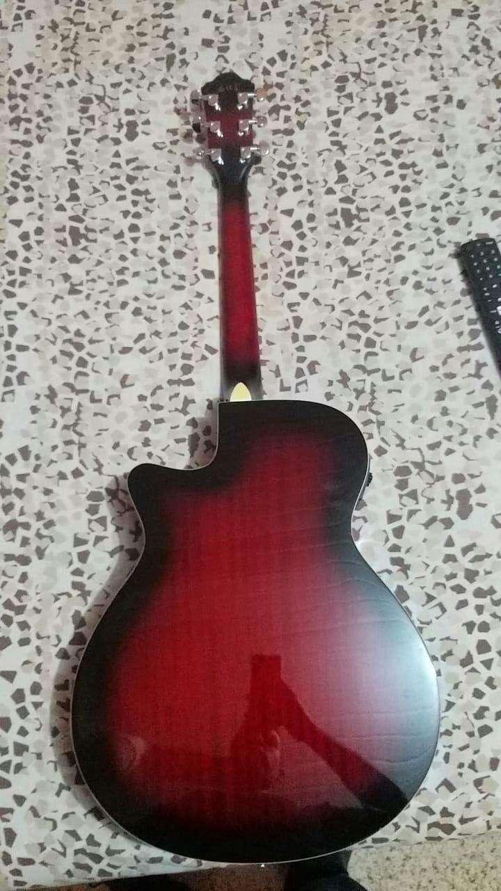 Guitarra ibanez electroacústica - 1