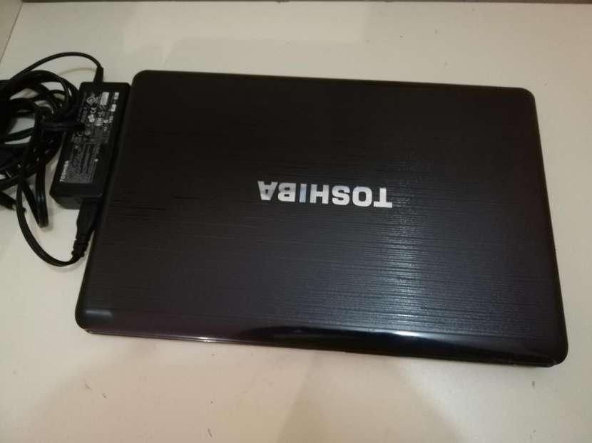 Notebook Toshiba - 1