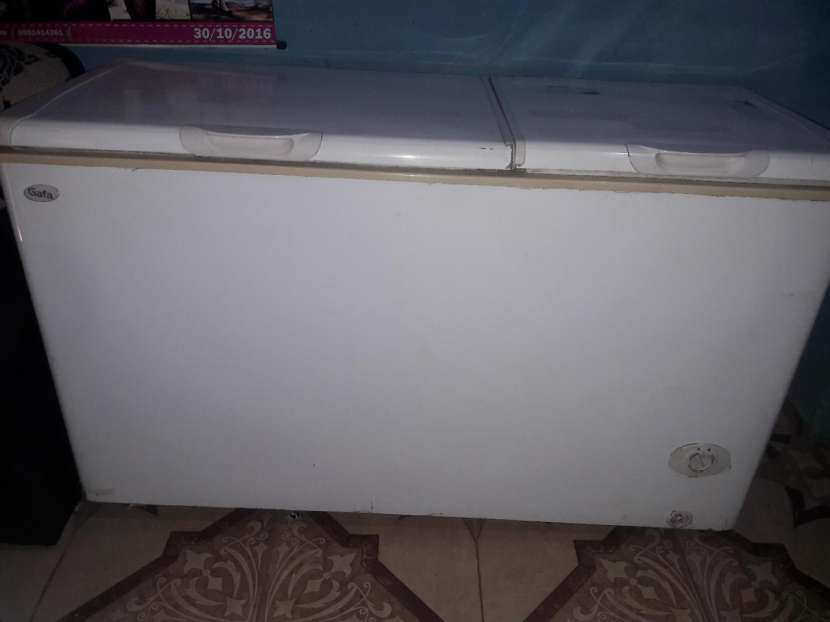 Congelador de 2 puertas y visicooler Fama - 2
