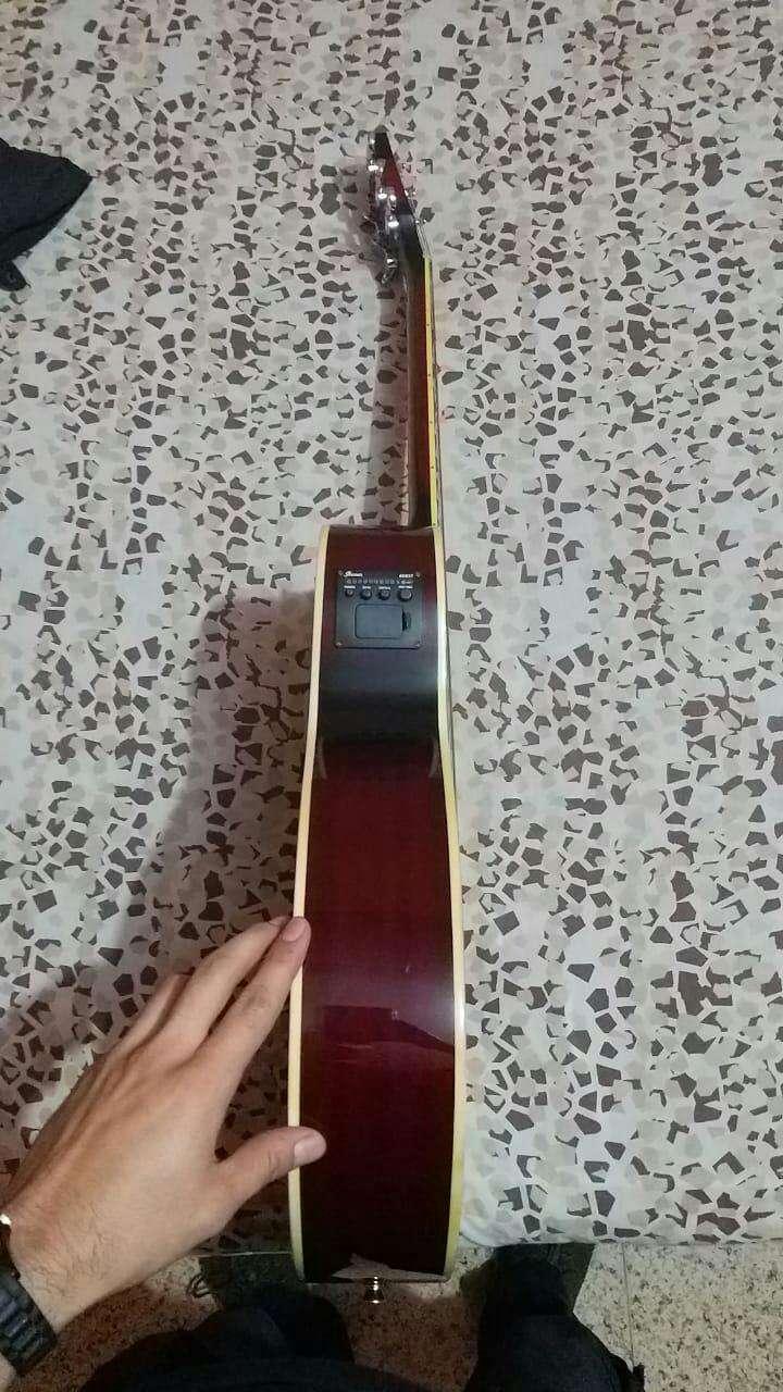 Guitarra ibanez electroacústica - 2
