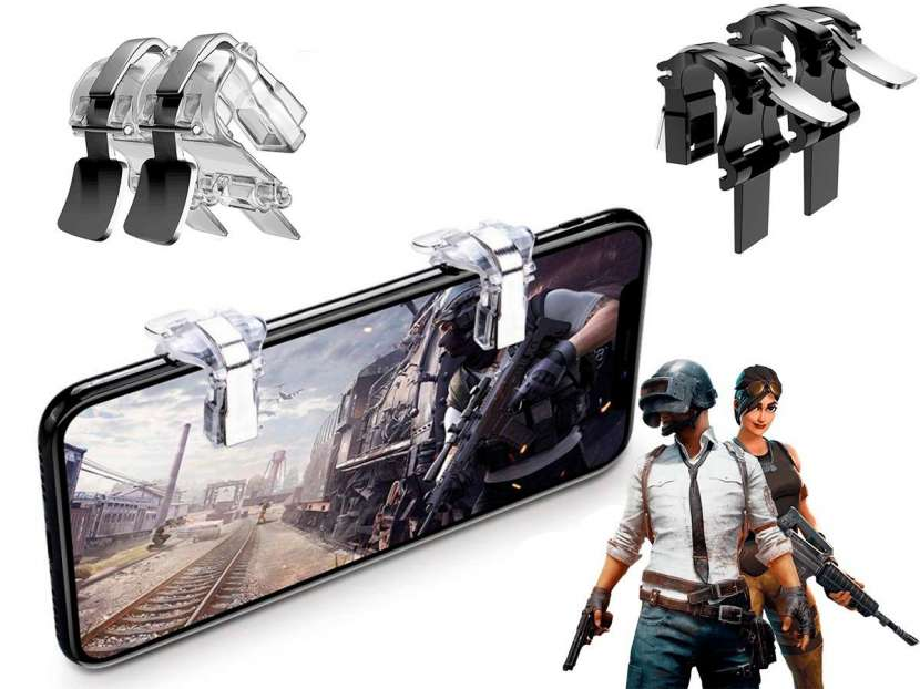 Gatillos R1 L1 para Call of duty Mobile Free Fire - 2