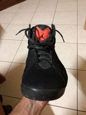 Jordan Retro 7 Black Size calce 44 - 3