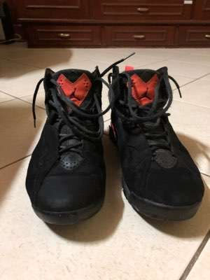 Jordan Retro 7 Black Size calce 44 - 4