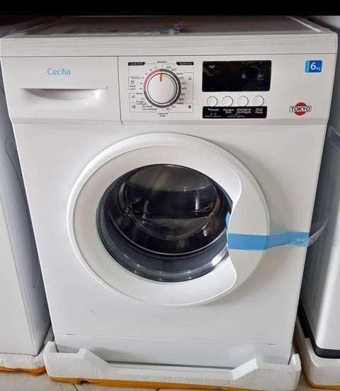 Lavarropa automática - 0