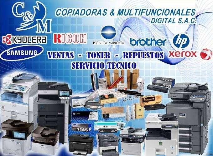 Servicio técnico de fotocopiadoras y PC - 2
