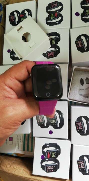 Reloj Smart Notificador de Redes Sociales y Llamadas - 2